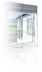 Ihre Fenster, Türen und Rollläden strahlen in neuem Glanz!